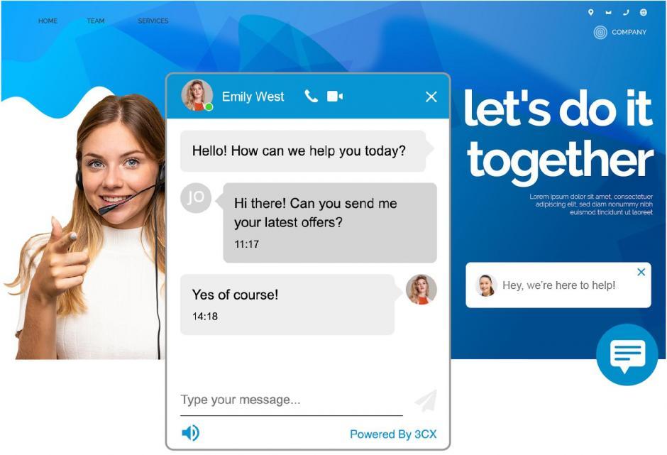 livechat 3cx Die besten Live-Chat-Plugins für WordPress