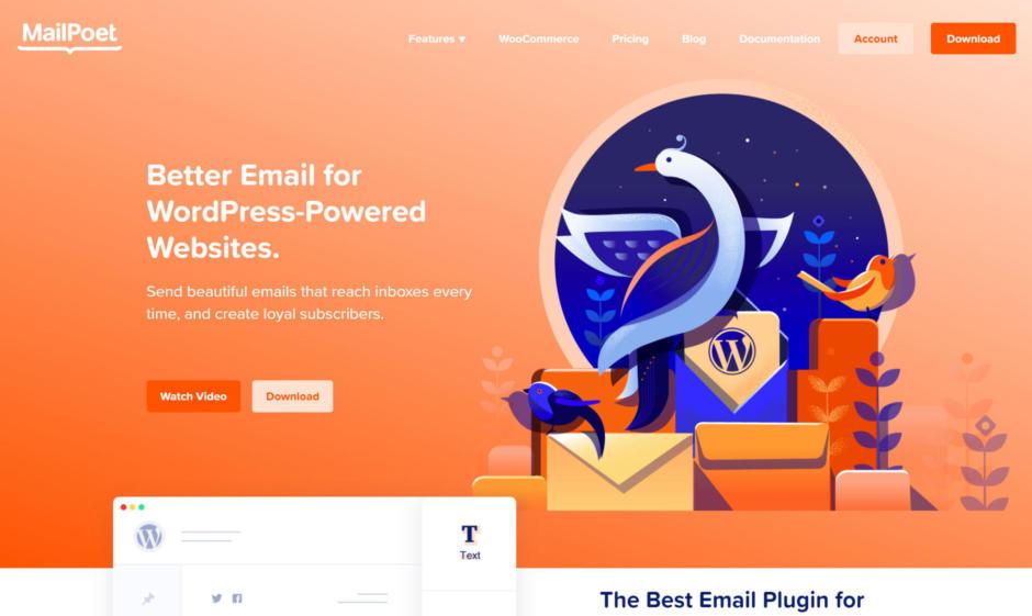 Mailpoetph Erfolgreicher Start als Freelancer – so erstellst du eine WordPress-Seite zur Kundengewinnung