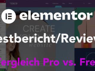 elementor pro review testbericht 1 Elementor Pro versus Free: Für wen lohnt sich die Pro-Version?