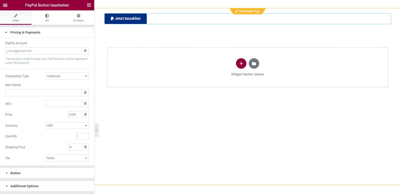elementor-widget-paypal-button