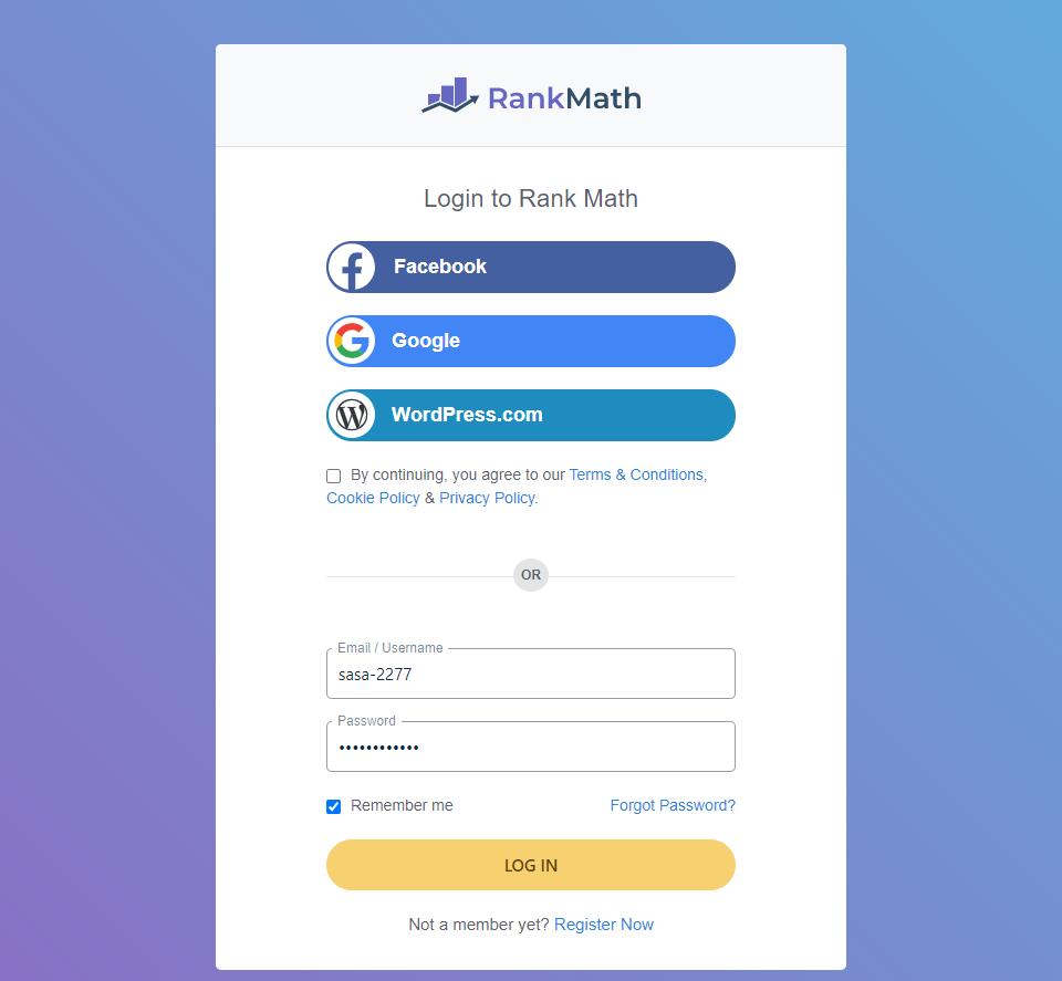 rankmath-install-connect2 RankMath Pro + Free Testbericht + Tutorial