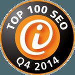 Top 100 SEO-Dienstleister Q4/2014