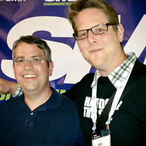 I met Matt Cutts at SMX Advanced Seattle 2014