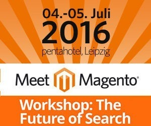 Workshop auf der Meet Magento 2016