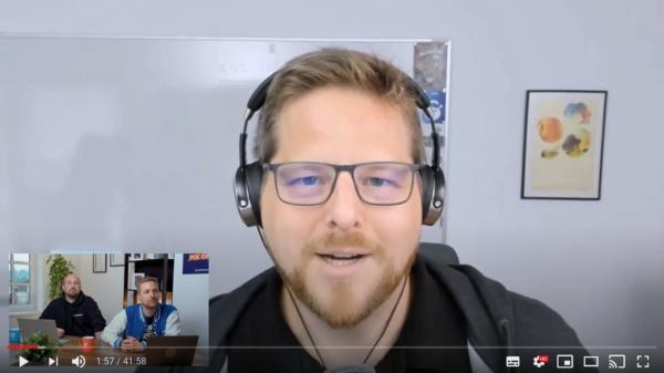 HostPress TV Folge 2: Google wird immer besser – Core Web Vitals 2021 auf YouTube schauen!