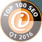 Top 100 SEO-Dienstleister 2016