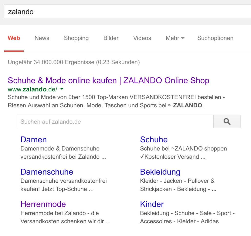 Site SearchBox